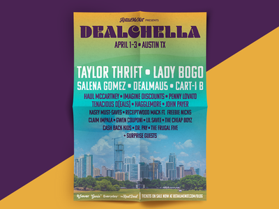 Dealchella