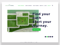 Whole Funding Landing Page