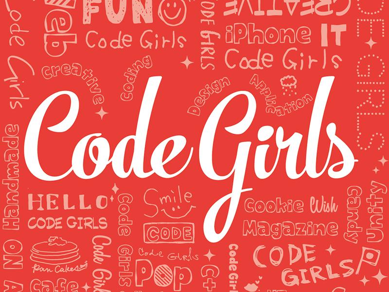 Logo codegirls