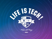 Xmas Camp 2015 by Life is Tech !