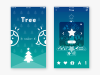 Tree App UI Design