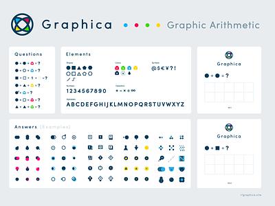 Graphica - Graphic Arithmetic vi logo graphic