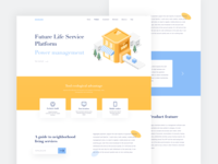 E-commerce products page