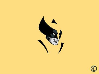 Warm-up Wolverine geek comic worlverine marvel illustration