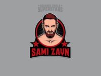 Squared Circle Superstars: Sami Zayn