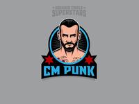Squared Circle Superstars: CM Punk