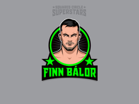 Squared Circle Superstars: Finn Bálor