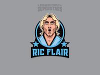 Squared Circle Superstars: Ric Flair