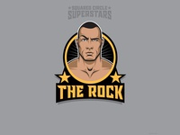 Squared Circle Superstars: The Rock