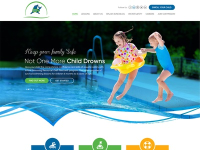 Infant Swimming Resource (ISR)