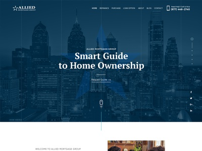 Allied Mortgage Group ownership design loan profession houses homes real estate agent real estate mortgage