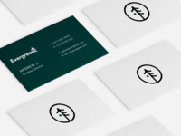 Evergreen Business Card