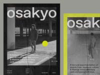 osakyo poster concepts