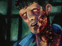Prison Zombie
