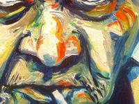 Henrietta in Oil Paint