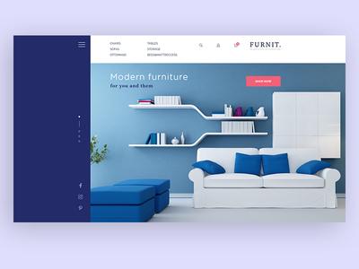 FURNIT. Online shop of modern furniture.