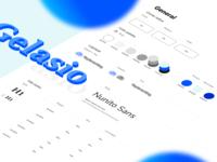 Design system ui kit design system brand identity brand book brand figma design web