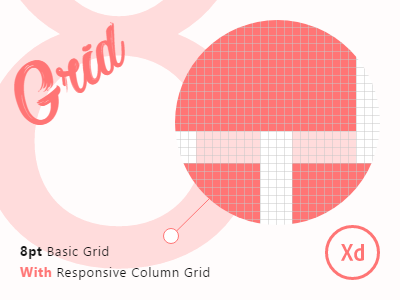 8pt Grid For Web By Bogdan Slomchinskiy Dribbble Dribbble