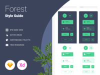 Forest - Style Guide