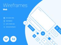 Web - Wireframes