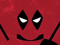 11x17 Deadpool Pop Art Print