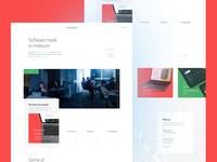 Softwarehouse homepage