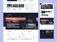 News portal - work in progress
