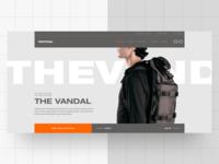 TACTICAL - E-Commerce Website Design