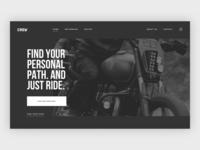 Motorbike website