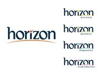 Horizon - Brand refresh and sub-brand strategy