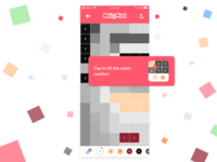 Pixel Mania Main page