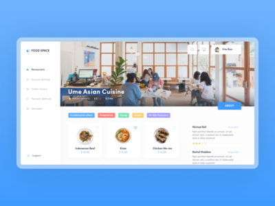 DB2 Limited / Projects / Food Delivery Application | Dribbble