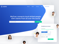 MyFixer connected people