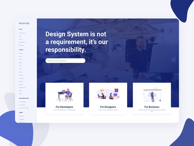 Design System - UX/UI principles principle animation components style guide atomic design dashboard design design system dashboard ui dashboard