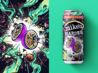 Mikes Harder Passionfruit