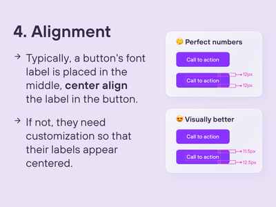 UX/UI Knowledge: Designing enticing buttons | Part 2 ux designer ui designer landing page app design web design dribbble design inspiration figma button ux graphic design userexperience uxinspiration inspiration