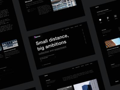 Sprinter - website
