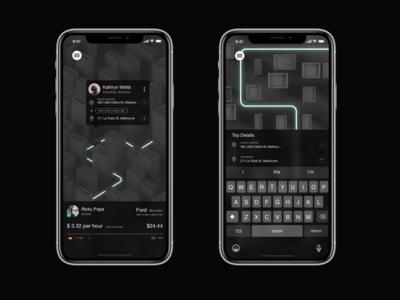 Mobile app 3d