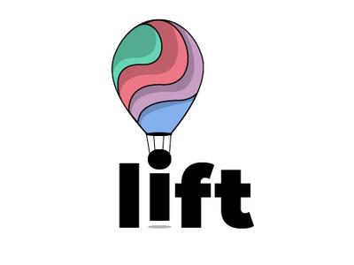 Logo challenge 2 - Hot air balloon airballoon logo dailylogochallenge
