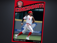 Custom Baseball Card 8