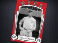 Custom Baseball Card 9