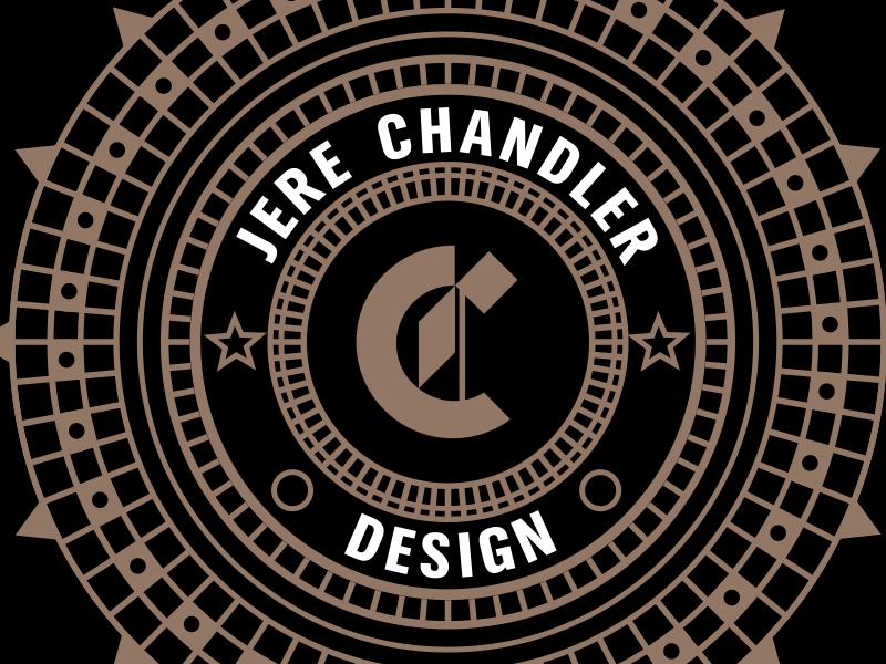Gold Circle Logo branding logo
