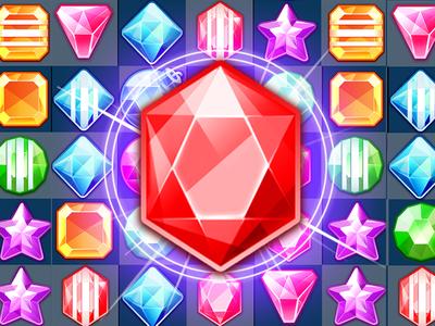 Jewels Blitz Mania