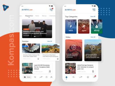Mobile Apps - Kompas.com