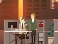Office Illustrations