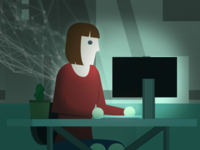 Office Illustrations v2