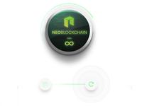 NEO Blockchain - Conceptual UI Design
