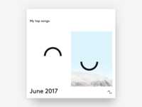 My top songs of june 2017