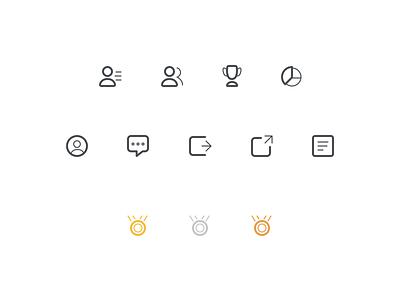 Icons Recruit Now icon design recruitment recruit app white black lines iconography icon icons