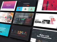 Biggest library of designs